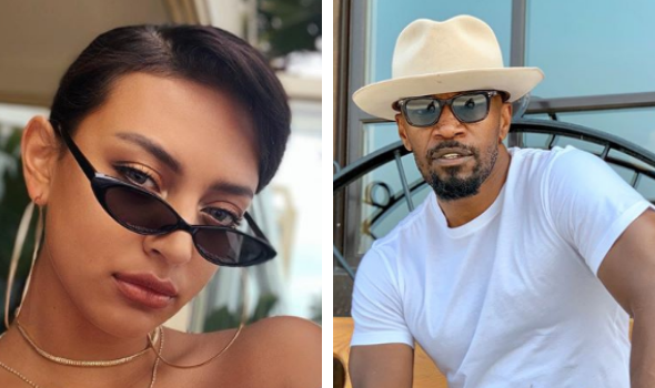 Sela Vave Is Reportedly Living W/ Jamie Foxx, While Being Mentored + Both Continue To Shut Down Dating Rumors