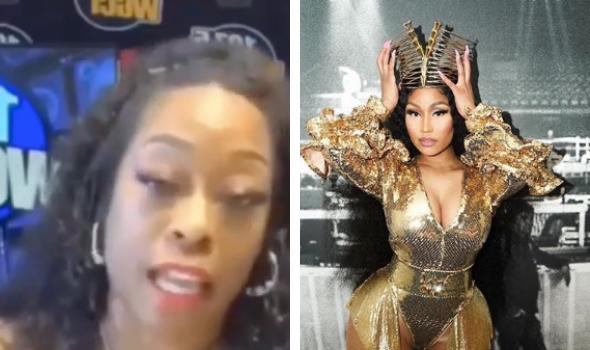 Shawnna Seemingly Comes For Nicki Minaj 'She Always Hatin' On Everybody'