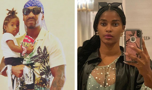 Joseline Hernandez Shows Love To Stevie J, Amidst Stevie Getting Primary Custody Of Their Daughter Bonnie Bella