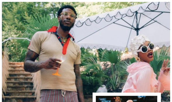 Teyana Taylor & Iman Shumpert Give Gucci Mane And Keyshia Kaoir Vibes In New Shoot