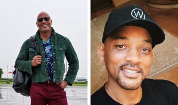 The Rock Tops Highest-Paid Actors List W/ $84.9 Million, Will Smith Lands #10 Spot