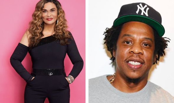 Tina Lawson Defends Son-In-Law Jay-Z Amidst NFL Controversy