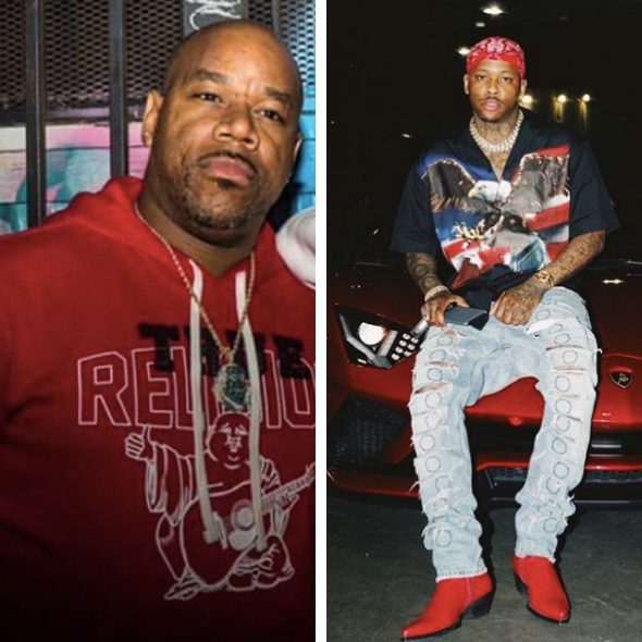 Wack 100 & YG Feud On Social Media, Wack Lashes Out At Rappers 'Wearing Skinny Jeans & Dancing Without A Gang Slogan'
