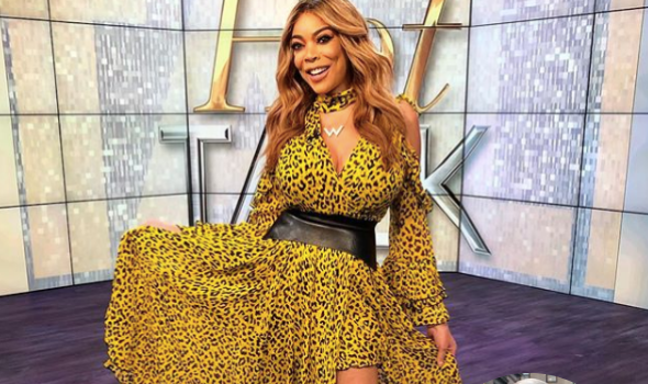 Wendy Williams On Living In A Sober House: Cocaine has been off my map for years & I don't take pills. I needed someplace quiet.