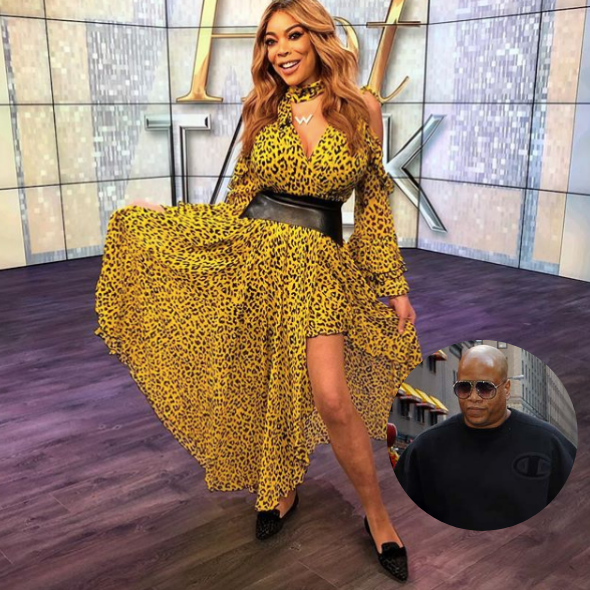 Wendy Williams Says Kevin Hunter's 'One Job' For His Daughter Is To 'Keep Her Off The Pole'