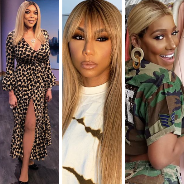 Wendy Williams Planning Girls Trip W/ NeNe Leakes & Tamar Braxton