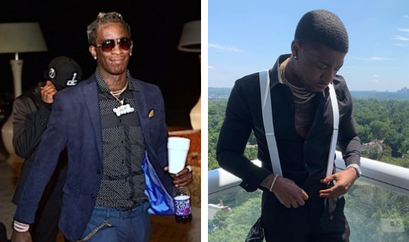Young Thug Responds After YFN Lucci Slams His Album 'I Would've Been Killed You'