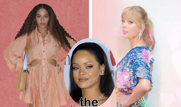 Taylor Swift Tops Highest Paid Women In Music List W/ $185 Mill, Beyonce Lands At #2 W/ $81 Mill & Rihanna At #3 W/ $62 Mill!