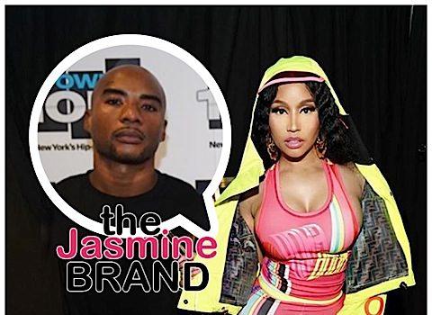 Nicki Minaj Says She Was Banned From The Breakfast Club, Blasts Charlamagne Tha God