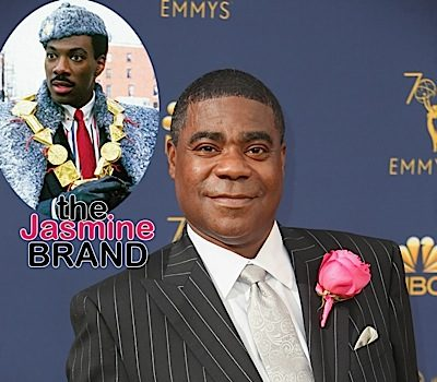 Tracy Morgan Joins Eddie Murphy In 'Coming To America' Sequel