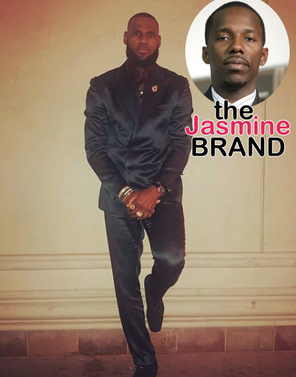 LeBron James Says 'Nothing Will Stop This Movement', Amidst NCAA Creating New Rule Allegedly Aimed At His Friend/Agent Rich Paul