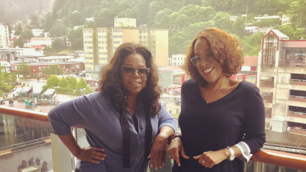 Oprah Winfrey On Gayle King's Success: 'She's Having A Rising Moment Right Now'