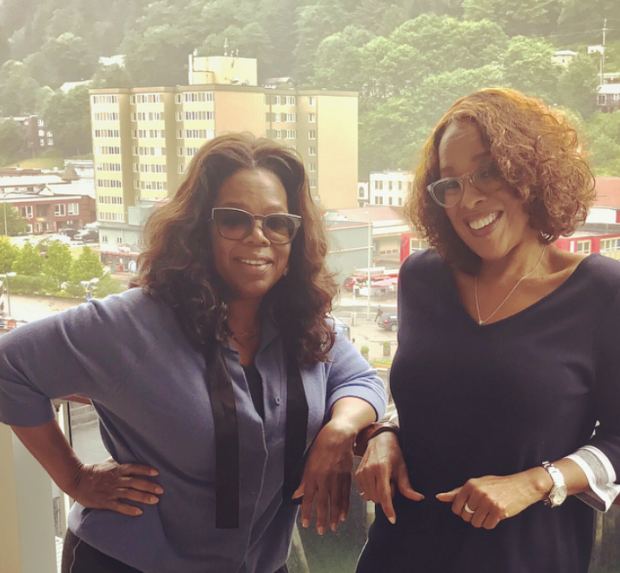 Oprah Joked That Gayle King Should Take Her Husband Back After Gayle Caught Him In Bed W/ Her Friend: I Feel Like I Was Dragged Through This Divorce!
