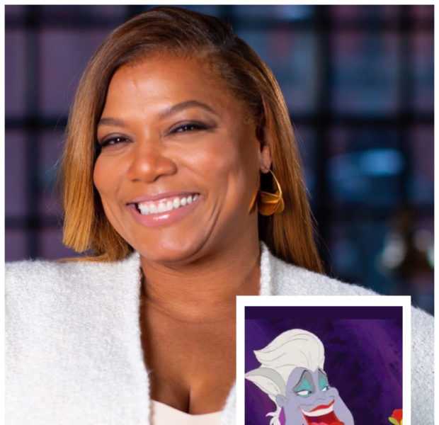 Queen Latifah Cast As Ursula In 'The Little Mermaid' Musical, Shaggy To Play Sebastian