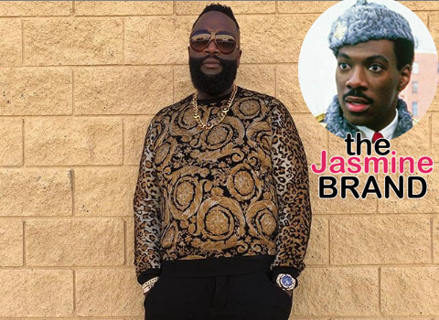 """Rick Ross Says """"Coming To America"""" Sequel Is Filming In His Mansion, Explains How He Landed Role"""