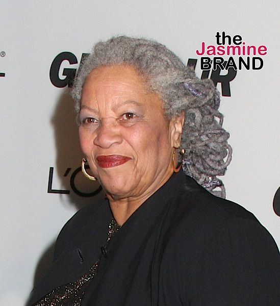 Pulitzer Prize-Winning Author Toni Morrison Dies [Condolences]
