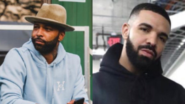 Drake Trolls Joe Budden's At His Pool Party: Pump It Up Will Send That Air BNB Into A Frenzy! [VIDEO]