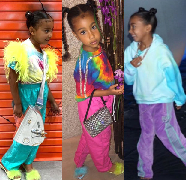 North West Styled Herself For Family Japan Trip