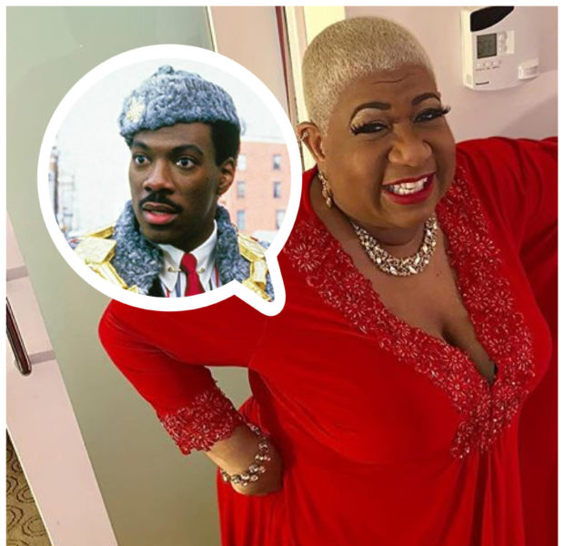 "Luenell Joins ""Coming To America 2"" Cast: ""I never thought I'd see my name on a call sheet like this!"""