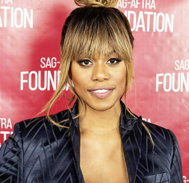 Laverne Cox Is Looking For A New Man: It's ok to slide into my DM's gentlemen. Don't be scared.