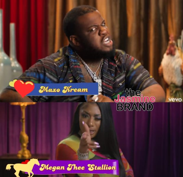 "Maxo Kream & Megan Thee Stallion Pay Homage To 'Flavor of Love' In ""She Live"" Video"