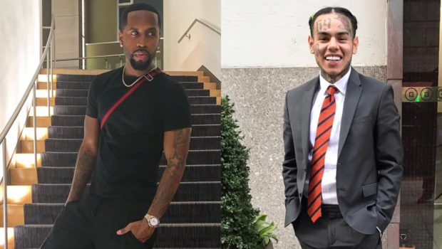 Safaree Says He Never Snitched On The Men Who Robbed Him, Reacts To Tekashi Trial: People Called Him A Real 1 & They Thought I Was A Rat!