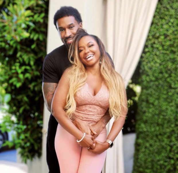 "Phaedra Parks Admits Long-Distance Relationship W/ Boyfriend Medina Islam Is ""Hard"", Actor Hasn't Met Her Sons Yet: ""We're Taking It Slow"""