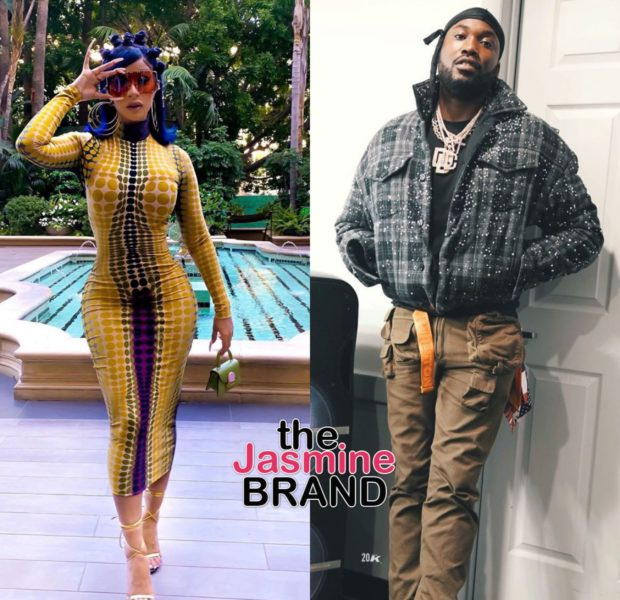 "Cardi B & Meek Mill Say Forbes' List Of Highest Paid Hip-Hop Acts Is ""Way Off"""