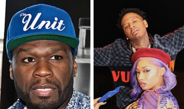 50 Cent Apologizes To Money Bagg Yo After Referring To Megan Thee Stallion As A 'H*e'