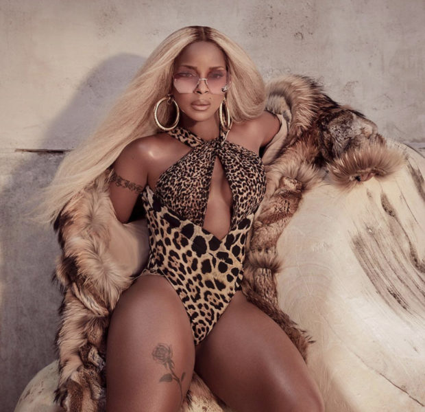 "Mary J. Blige Says Goodbye To ""HotGirlSummer"", Hello To ""Bad B*tch Fall"""