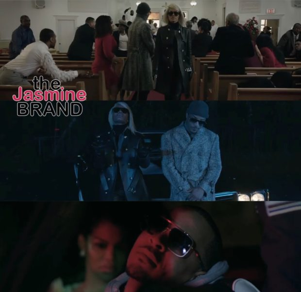 T.I. & Teyana Taylor Star In Violent Short Film For 'You (Be There)' [WATCH]