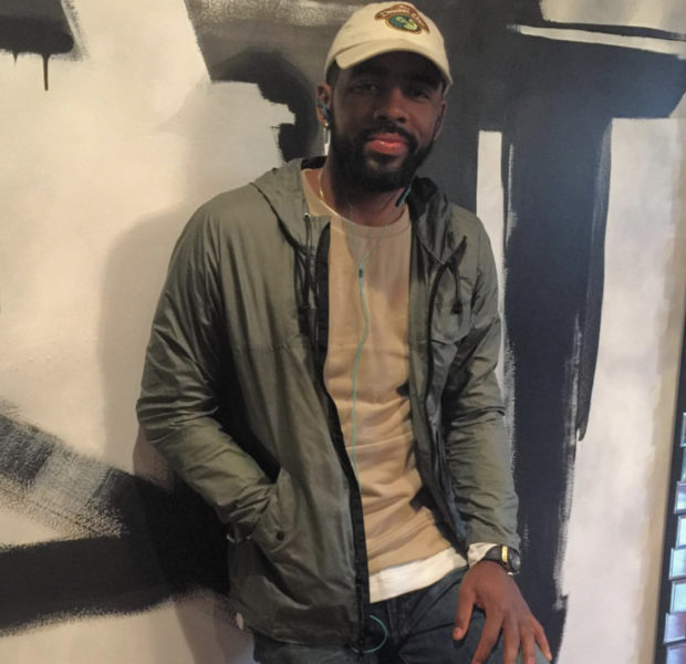 NBA Star Kyrie Irving Fires Roc Nation
