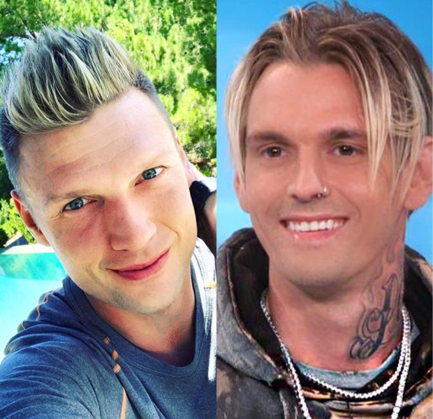 "Nick Carter Of The ""Backstreet Boys"" Files Restraining Order Against Brother Aaron Carter, Aaron Sides With Nick's Rape Accusers"
