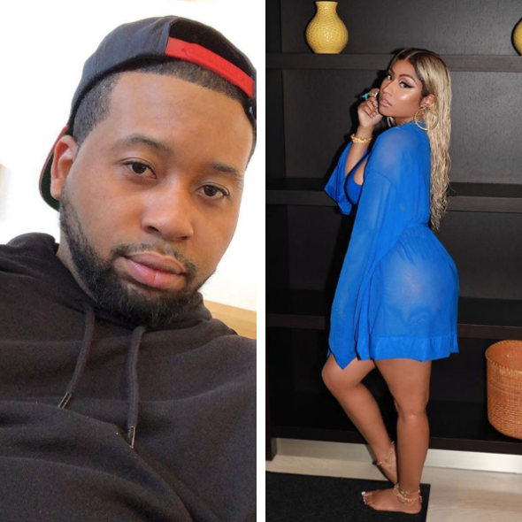 Nicki Minaj Accused Of Putting A Hit Out On Media Personality Akademiks: If Anything Happens She Did It! [VIDEO]