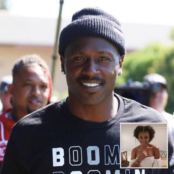 NFL Star Antonio Brown Accused Of Rape By Former Trainer, Britney Taylor