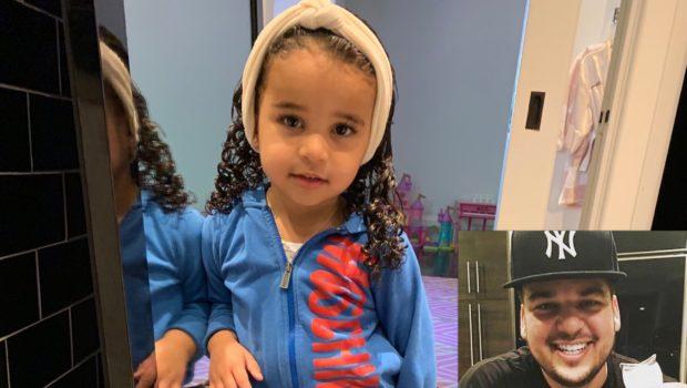 Rob Kardashian Shares Adorable Photo of 2-Year-Old Daughter Dream Kardashian
