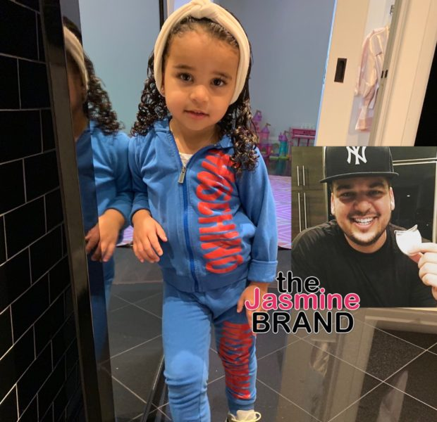 Rob Kardashian Shares Adorable Photo of 2-Year-Old Daughter Dream Kardashian
