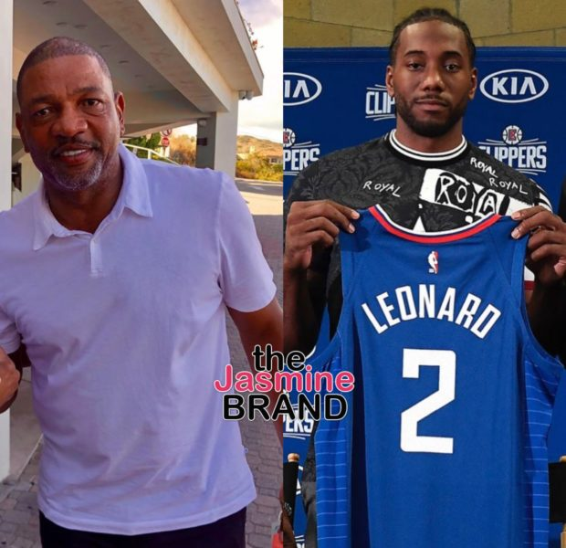 Clippers' Head Coach Doc Rivers Jokingly Requested For The Clippers To Be Moved To Seattle If Kawhi Leonard Signed w/ Lakers