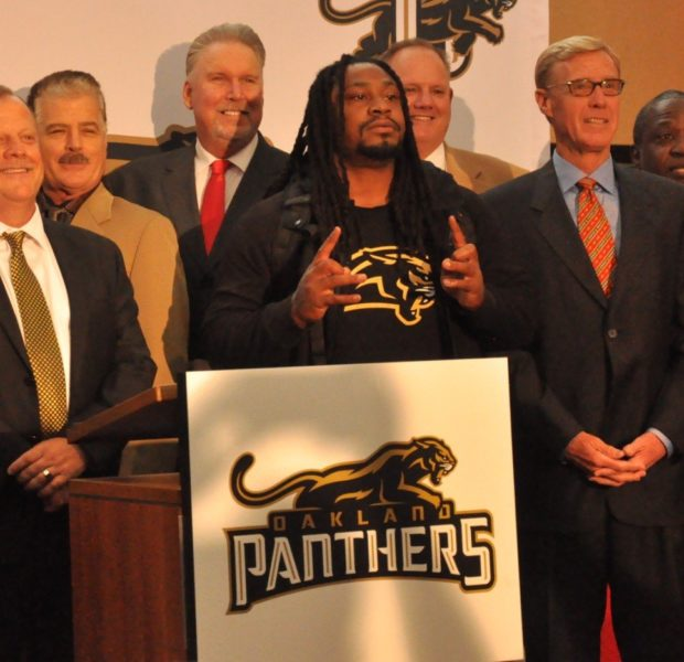 Marshawn Lynch Joins Front Office As Co-Owner Of Oakland Arena Football Team