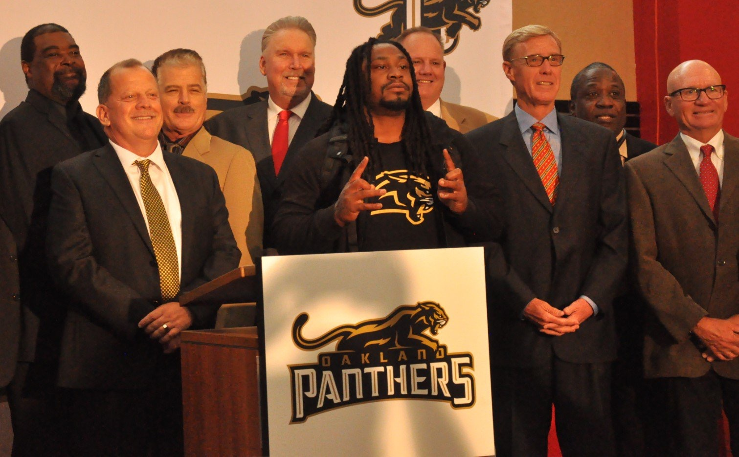 Marshawn Lynch Joins Front Office As Co-Owner Of Oakland Arena Football Team - theJasmineBRAND
