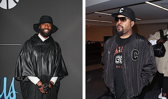 Ex Big3 Player Baron Davis Tells Ice Cube 'Keep My Name Out Your Mouth', Ice Cube Responds
