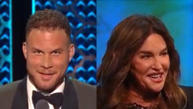 Blake Griffin Cracks Epic Jokes On Caitlyn Jenner During Roast: No One In That Family Wants A White D**k! [VIDEO]