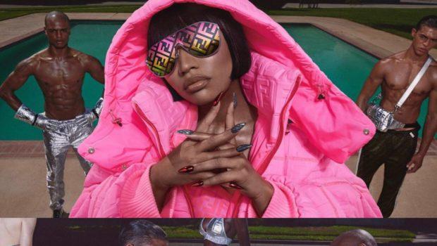 Nicki Minaj Reveals Haute Fendi Collaboration! [Photos]