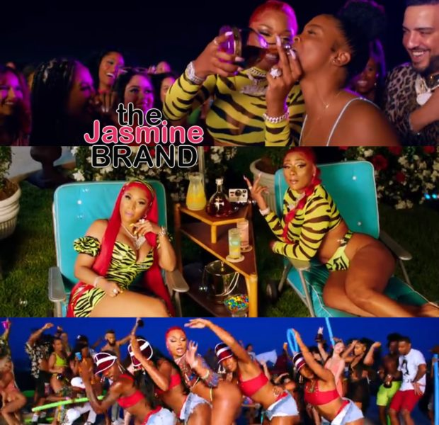 "Megan Thee Stallion Drops Star Studded ""Hot Girl Summer"" Video Ft. Nicki Minaj, Ty Dolla $ign, La La Anthony [WATCH]"