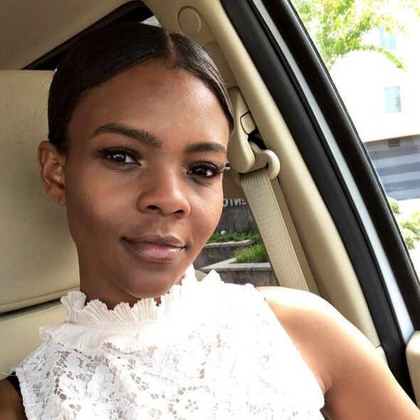 Candace Owens: 'I Don't Remember Having All These Race Issues Growing Up', Adds Police Brutality Is A Myth