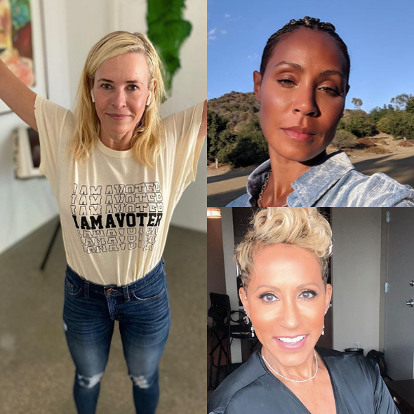 Chelsea Handler Talks White Privilege, Recalls Slapping A Black Woman's Butt – Jada Pinkett-Smith's Mom Is 'Shocked & Appalled'