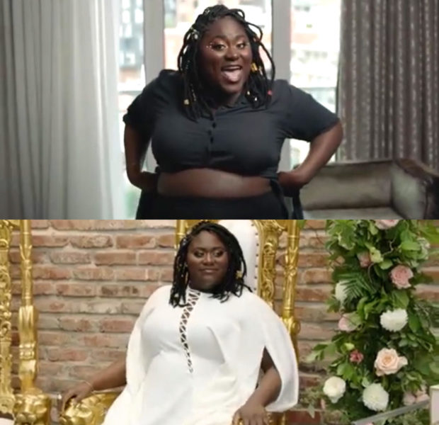 "Actress Danielle Brooks Lands Docu Series, ""A Little Bit Pregnant"" [VIDEO]"