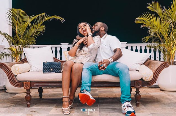 Singer Davido Proposes To Longtime Girlfriend