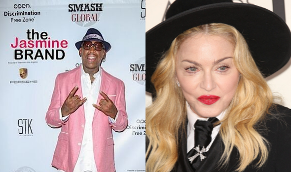 Dennis Rodman: Madonna Said She'd Pay Me $20 Million If I Got Her Pregnant