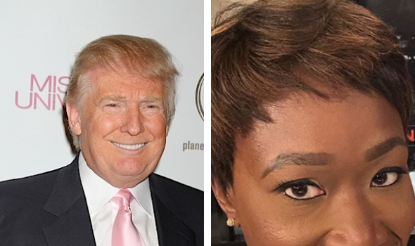 Donald Trump Slams Political Analyst Joy-Ann Reid 'She Knows ZERO About Me & Has NO Talent'